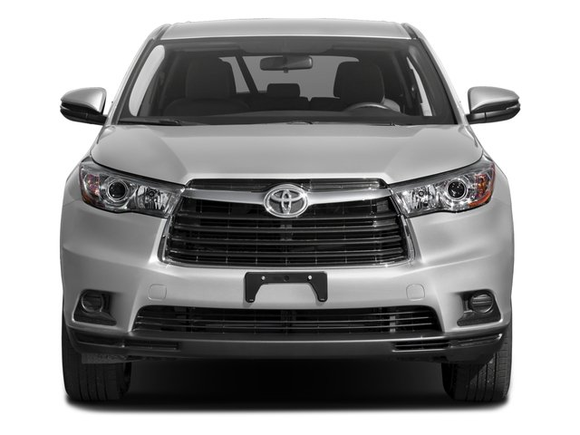 2016 Toyota Highlander Prices and Values Utility 4D LE 2WD I4 front view