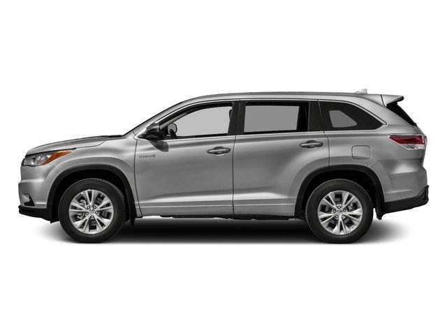 2016 Toyota Highlander Hybrid Prices and Values Utility 4D Limited 4WD V6 Hybrid side view