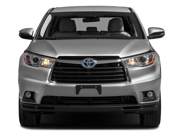 2016 Toyota Highlander Hybrid Prices and Values Utility 4D Limited 4WD V6 Hybrid front view