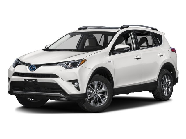 2016 Toyota RAV4 Hybrid Prices and Values Utility 4D XLE AWD I4 Hybrid