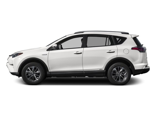 2016 Toyota RAV4 Hybrid Prices and Values Utility 4D XLE AWD I4 Hybrid side view