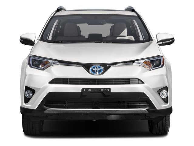 2016 Toyota RAV4 Hybrid Prices and Values Utility 4D XLE AWD I4 Hybrid front view