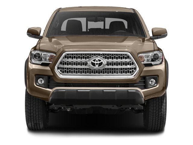 2016 Toyota Tacoma Prices and Values TRD Off-Road Crew Cab 4WD V6 front view