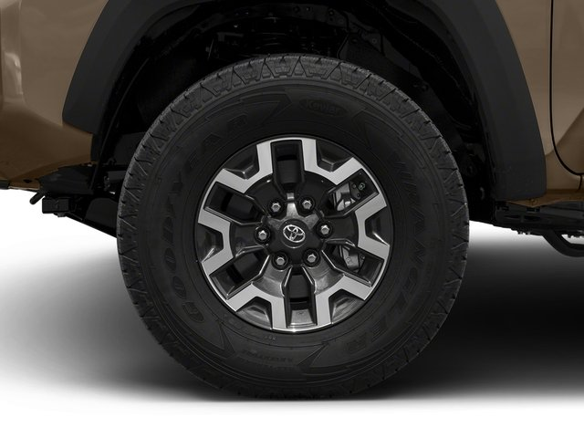 2016 Toyota Tacoma Prices and Values TRD Off-Road Crew Cab 4WD V6 wheel