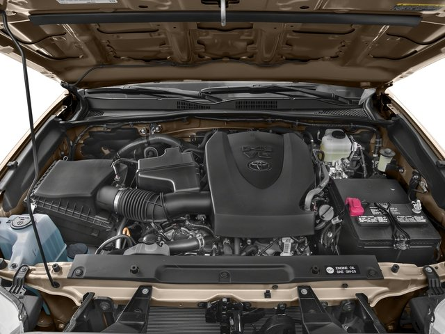 2016 Toyota Tacoma Prices and Values TRD Off-Road Crew Cab 4WD V6 engine