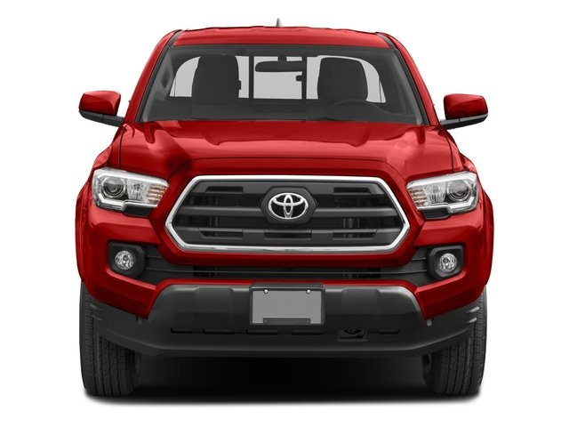 2016 Toyota Tacoma Prices and Values SR5 Extended Cab 4WD I4 front view