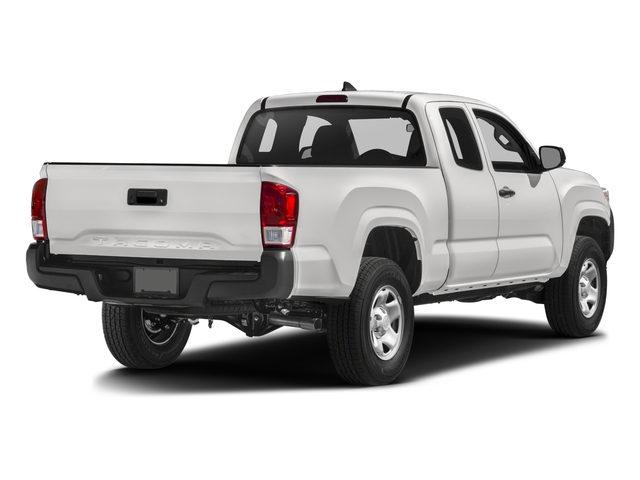 2016 Toyota Tacoma Prices and Values SR Extended Cab 2WD I4 side rear view