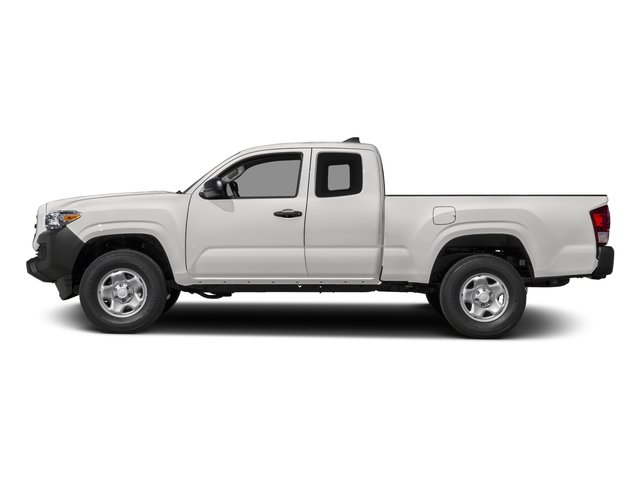 2016 Toyota Tacoma Prices and Values SR Extended Cab 2WD I4 side view