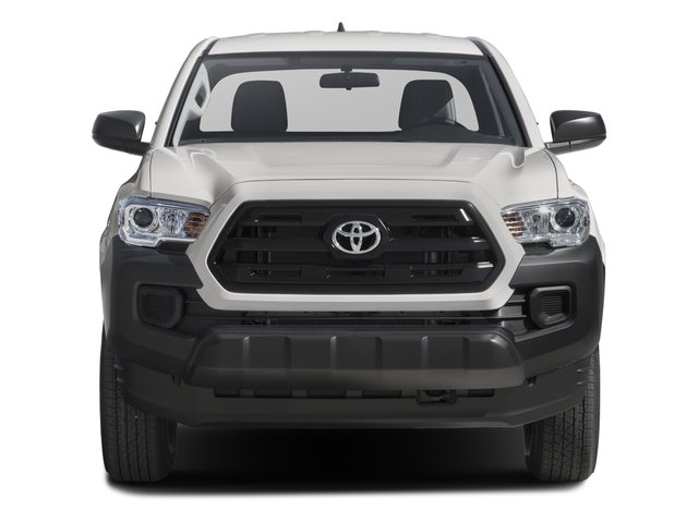 2016 Toyota Tacoma Prices and Values SR Extended Cab 2WD I4 front view