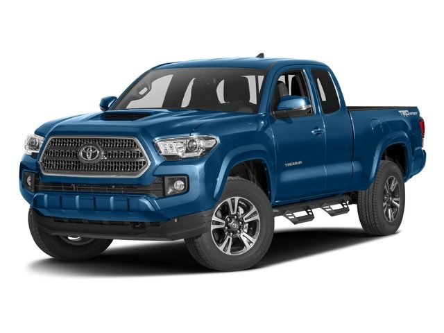 2016 Toyota Tacoma Prices and Values TRD Sport Extended Cab 2WD V6