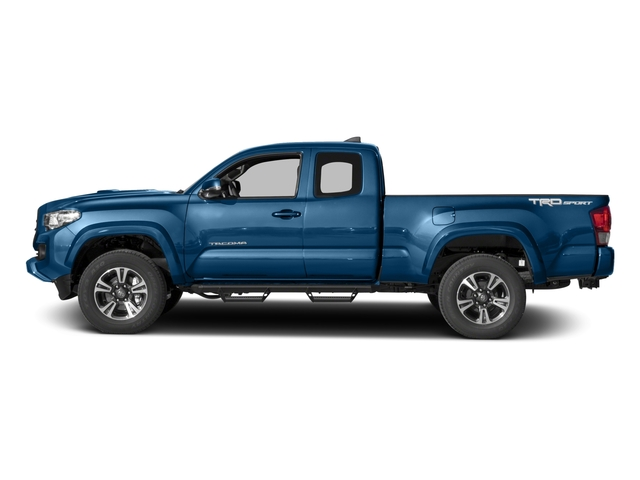 2016 Toyota Tacoma Prices and Values TRD Sport Extended Cab 2WD V6 side view