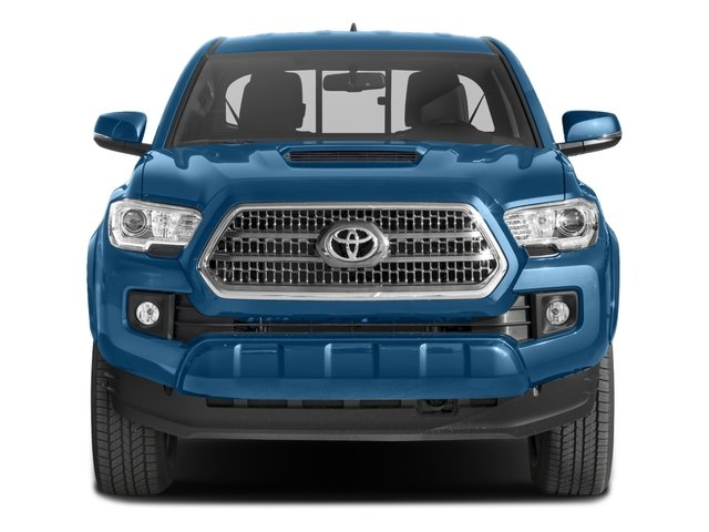2016 Toyota Tacoma Prices and Values TRD Sport Extended Cab 2WD V6 front view