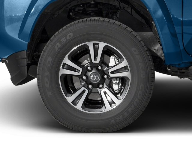 2016 Toyota Tacoma Prices and Values TRD Sport Extended Cab 2WD V6 wheel