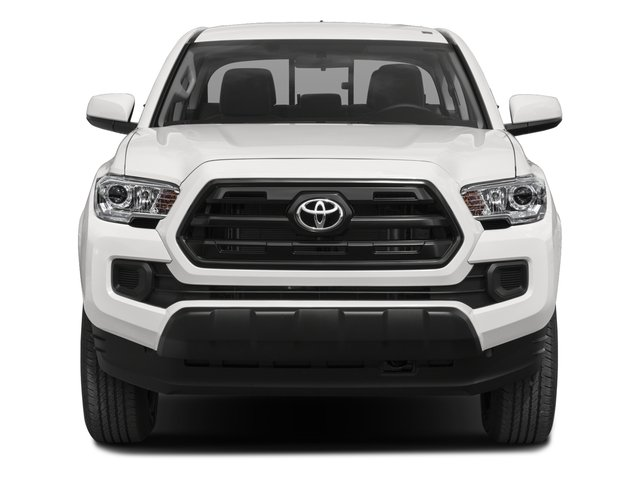 2016 Toyota Tacoma Pictures Tacoma SR Crew Cab 4WD V6 photos front view