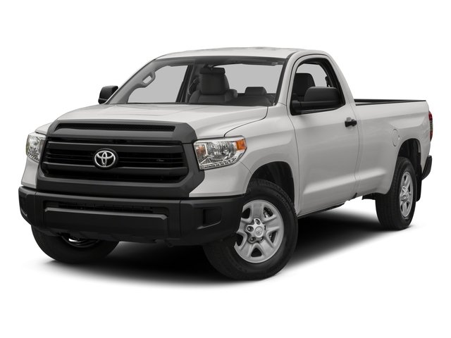 2016 Toyota Tundra 4WD Truck Pictures Tundra 4WD Truck SR 4WD photos side front view