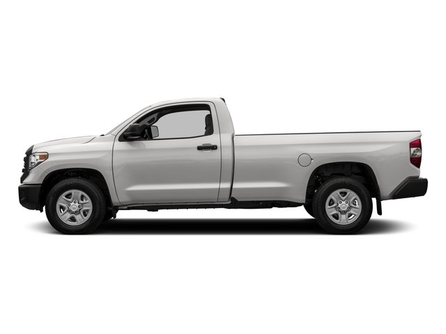 2016 Toyota Tundra 4WD Truck Pictures Tundra 4WD Truck SR 4WD photos side view