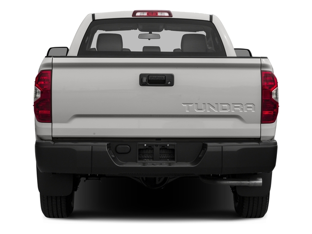 2016 Toyota Tundra 4WD Truck Pictures Tundra 4WD Truck SR 4WD photos rear view