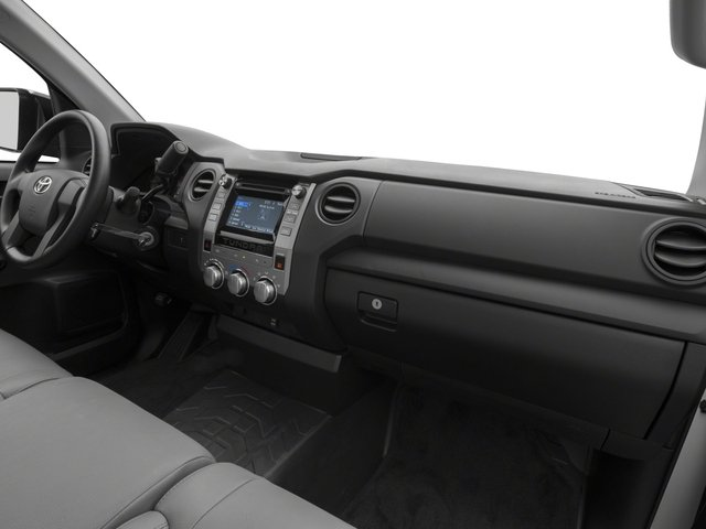 2016 Toyota Tundra 4WD Truck Pictures Tundra 4WD Truck SR 4WD photos passenger's dashboard
