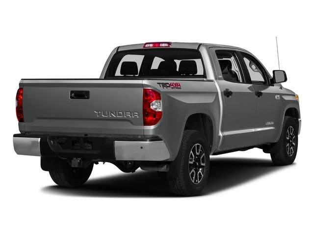 2016 Toyota Tundra 2WD Truck Pictures Tundra 2WD Truck SR5 CrewMax 2WD photos side rear view