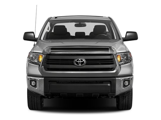 2016 Toyota Tundra 2WD Truck Pictures Tundra 2WD Truck SR5 CrewMax 2WD photos front view