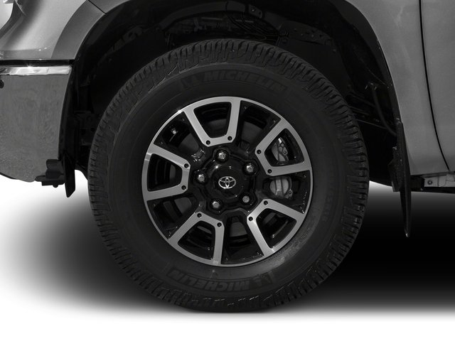 2016 Toyota Tundra 2WD Truck Pictures Tundra 2WD Truck SR5 CrewMax 2WD photos wheel