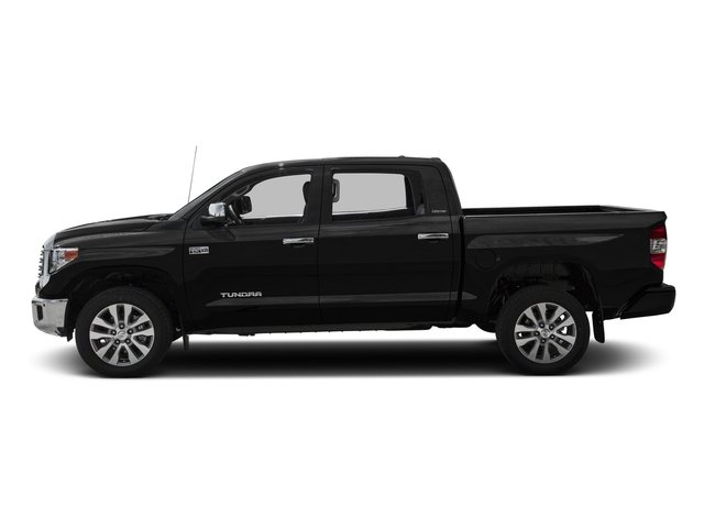 2016 Toyota Tundra 2WD Truck Pictures Tundra 2WD Truck Limited CrewMax 2WD photos side view
