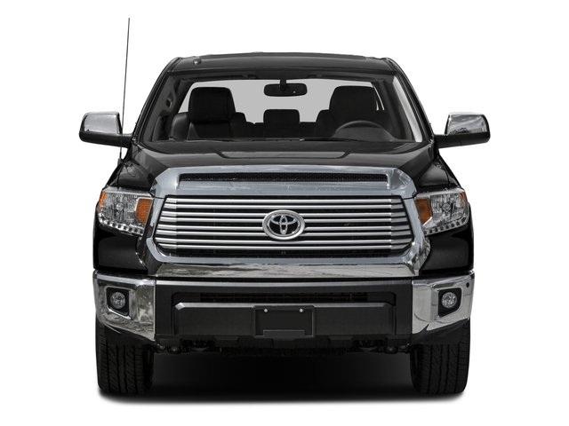 2016 Toyota Tundra 2WD Truck Pictures Tundra 2WD Truck Limited CrewMax 2WD photos front view