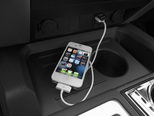 2016 Toyota Tundra 2WD Truck Prices and Values Limited CrewMax 2WD iPhone Interface
