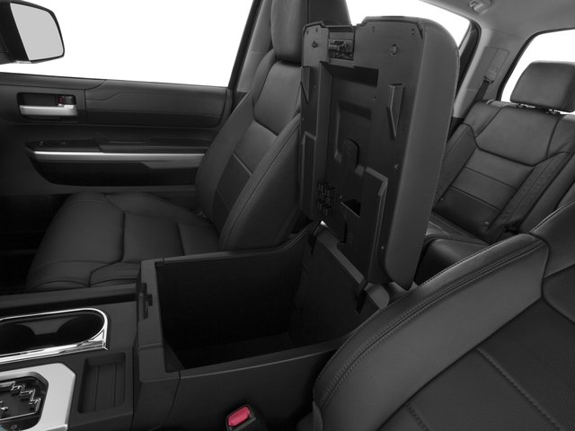 2016 Toyota Tundra 2WD Truck Prices and Values Limited CrewMax 2WD center storage console