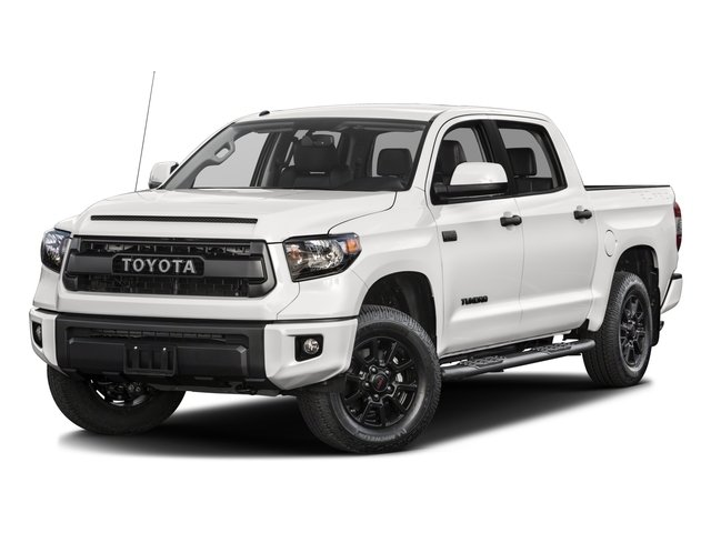 2016 Toyota Tundra 4wd Truck Pictures Trd Pro Crewmax Photos Side Front