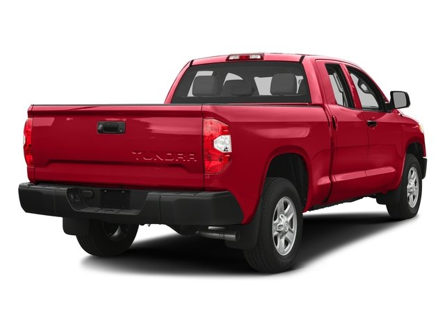 2016 Toyota Tundra 2WD Truck Prices and Values SR Double Cab 2WD side rear view