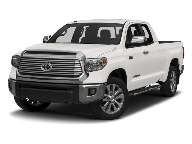 2016 Toyota Tundra 2WD Truck Prices and Values Limited Double Cab 2WD