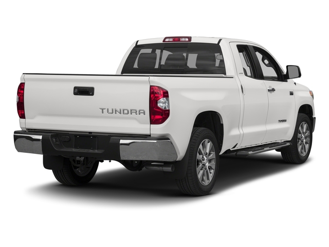 2016 Toyota Tundra 2WD Truck Prices and Values Limited Double Cab 2WD side rear view