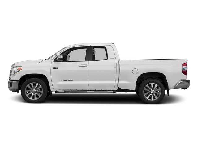 2016 Toyota Tundra 2WD Truck Prices and Values Limited Double Cab 2WD side view
