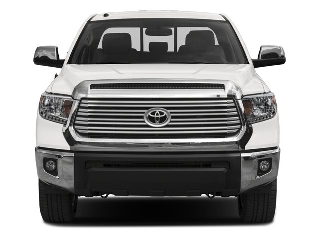 2016 Toyota Tundra 2WD Truck Prices and Values Limited Double Cab 2WD front view
