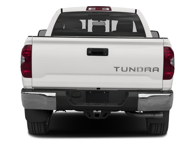 2016 Toyota Tundra 2WD Truck Prices and Values Limited Double Cab 2WD rear view