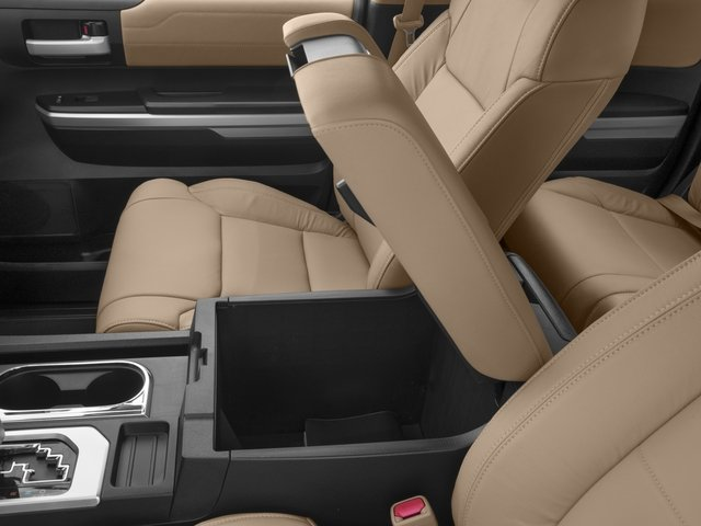 2016 Toyota Tundra 2WD Truck Prices and Values Limited Double Cab 2WD center storage console