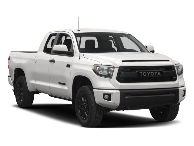 2016 Toyota Tundra 4WD Truck Pictures Tundra 4WD Truck TRD Pro Double Cab 4WD photos side front view