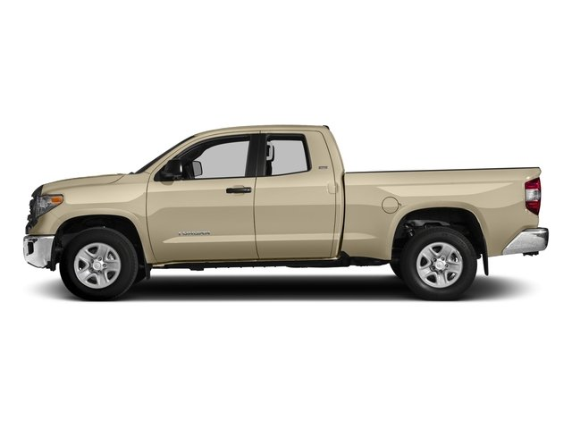 2016 Toyota Tundra 4WD Truck Prices and Values SR5 Double Cab 4WD side view