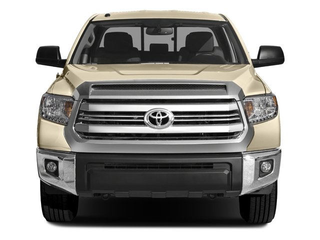 2016 Toyota Tundra 4WD Truck Prices and Values SR5 Double Cab 4WD front view