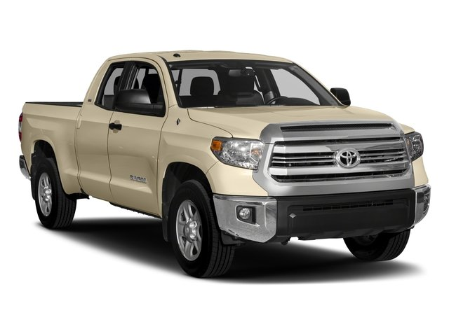 2016 Toyota Tundra 4WD Truck Prices and Values SR5 Double Cab 4WD side front view
