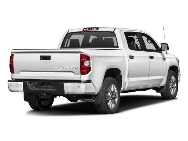 2016 Toyota Tundra 4WD Truck Prices and Values Platinum CrewMax 4WD side rear view