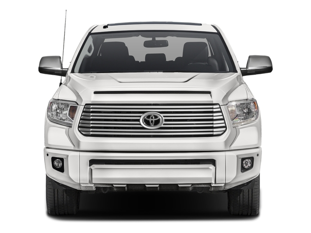 2016 Toyota Tundra 4WD Truck Prices and Values Platinum CrewMax 4WD front view