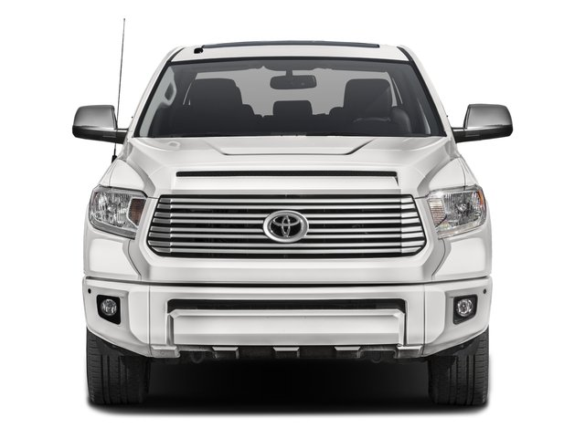 2016 Toyota Tundra 2WD Truck Pictures Tundra 2WD Truck Platinum CrewMax 2WD photos front view