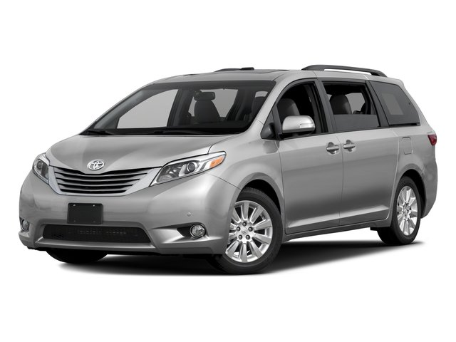 2016 Toyota Sienna Prices and Values Wagon 5D Limited AWD V6