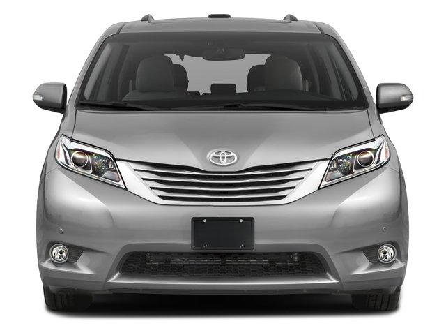 2016 Toyota Sienna Prices and Values Wagon 5D Limited AWD V6 front view