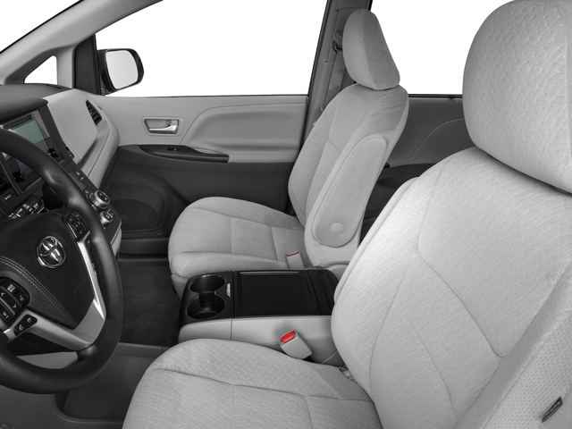 2016 Toyota Sienna Pictures Sienna Wagon 5D LE AWD V6 photos front seat interior