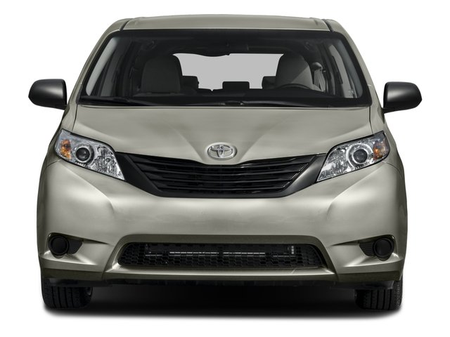 2016 Toyota Sienna Pictures Sienna Wagon 5D L V6 photos front view