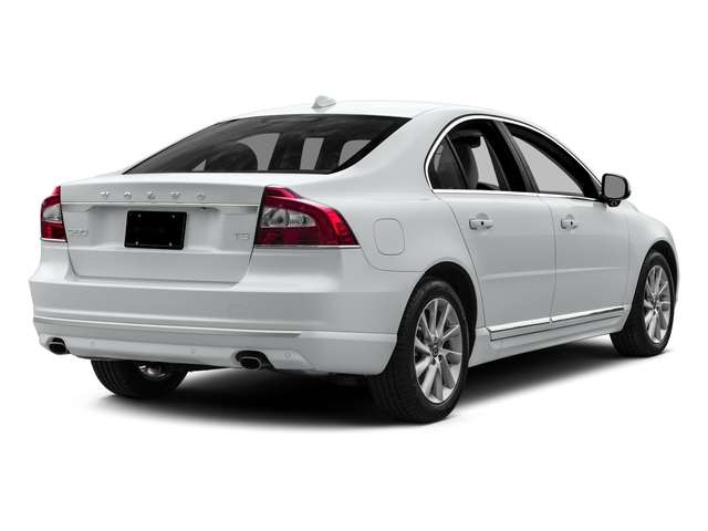 2016 Volvo S80 Prices and Values Sedan 4D T5 Platinum Drive-E Turbo side rear view