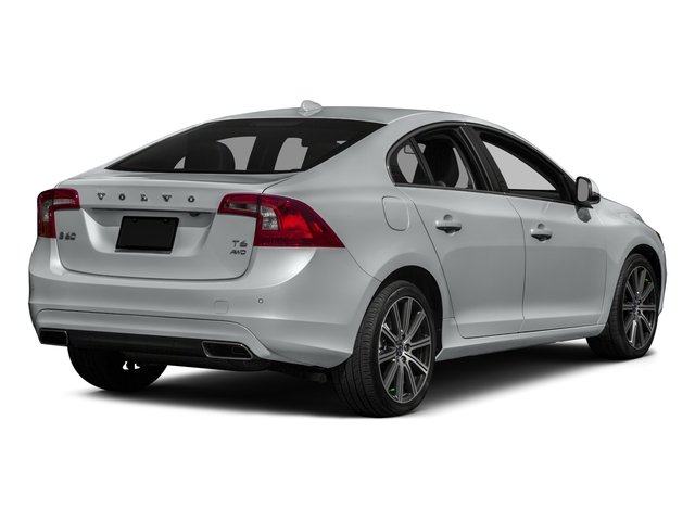 2016 Volvo S60 Prices and Values Sedan 4D T5 AWD I5 Turbo side rear view